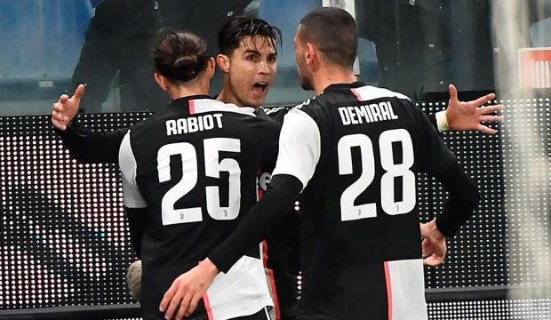 Ronaldo'dan tarihe geçen sıçrama!