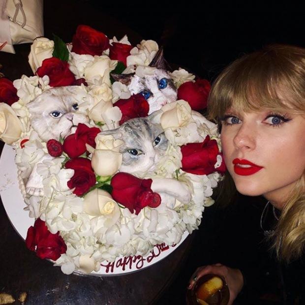 Taylor Swift 30 yaşında