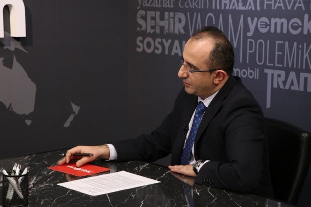 Haber7 Genel Yayın Yönetmeni Osman Ateşli