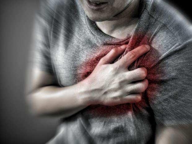 kalp kasında iltihaplanma ani ağrılara ve kasılmalara neden olur