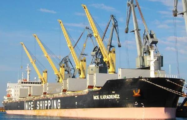 İnce Karadeniz adlı yük gemisi