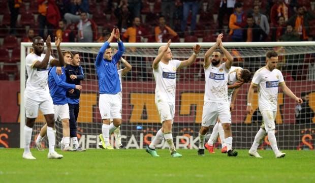 'G.Saray maçında Ankaragücü ruhunu yansıttık'