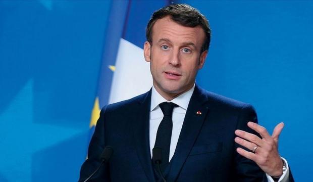 Fransa Cumhurbaşkanı Macron'dan Türkiye mesajı