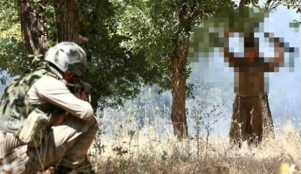 İkna edilen 2 terörist daha teslim oldu 1