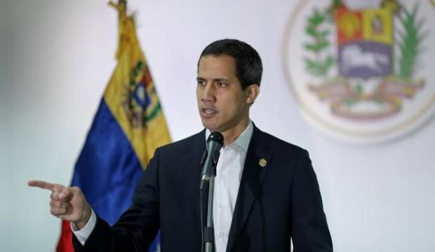 Arjantin, Guaido'nun temsilcisinin diplomatik kimliğini iptal etti