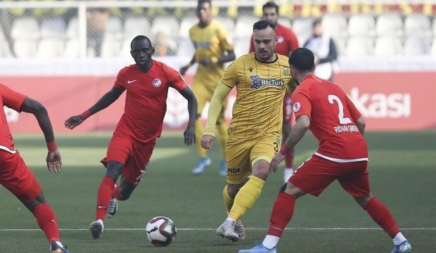 Yeni Malatyaspor 2-0'den geri dönüp tur atladı!