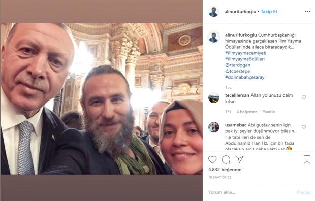 ali nuri türkoğlu instagram