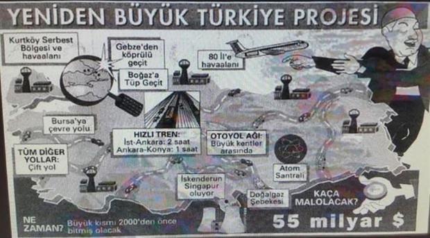 Hürriyet Gazetesi, 1997.