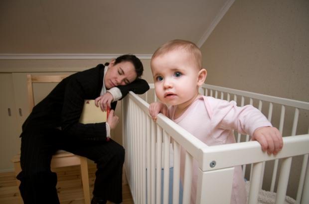 Huzursuz bebek duası