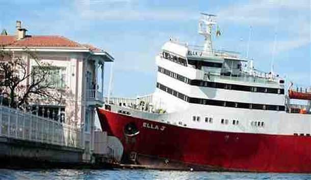 Boğaz'da yaşanan gemi kazaları...