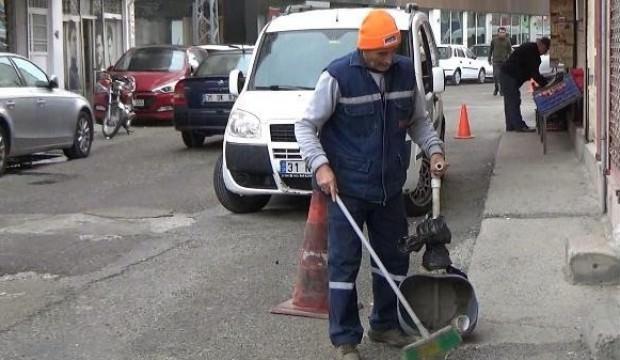 Temizlik işçisi, bütün birikimini böyle kaptırdı