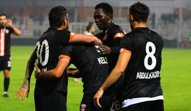 Adanaspor 14 hafta sonra kazandı!