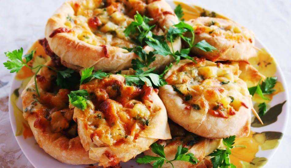 Enfes Bülbül yuvası böreği nasıl yapılır?