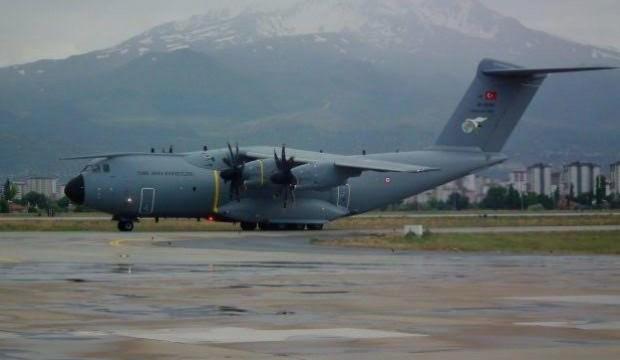 Dışişleri açıkladı: Asgari kargo uçağı Mogadişu'ya gitti