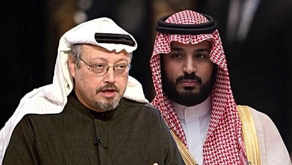 Cinayet emrini Prens Selman'ın emri verdiği iddia edilmişti.