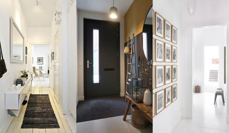 Kapı girişi nasıl dekore edilir? Koridor süsleme önerileri