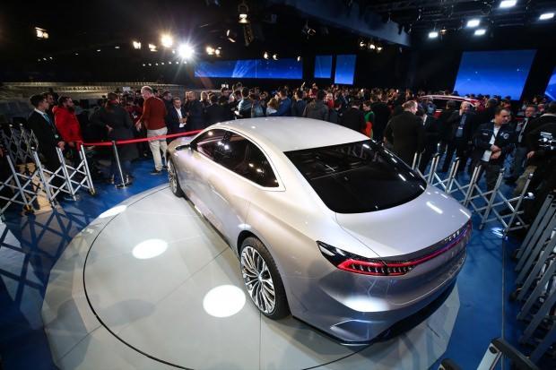 Türkiye'nin C-SEDAN model yerli otomobili