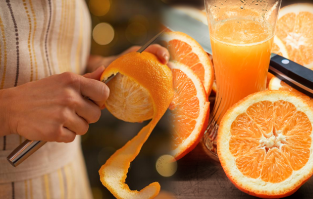 Portakal diyeti listesi