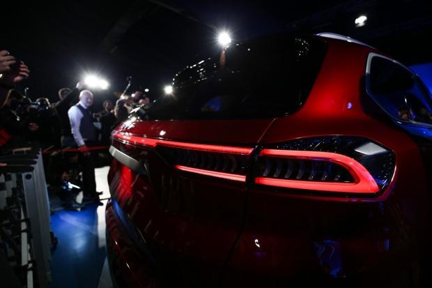 Türkiye'nin C-SUV model yerli otomobili