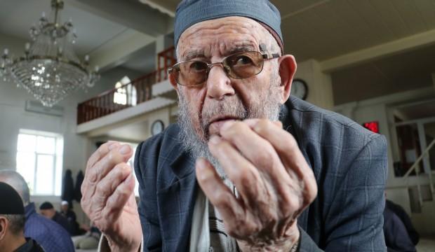 105 yaşındaki Seyit dede uzun yaşamın sırrını söyledi