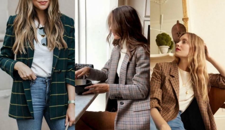 Blazer nasıl giyinilir? 2020 blazer modelleri