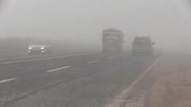 Şanlıurfalılar yeni yıla sisle uyandı - Şanlıurfa'da okullar tatil edildi mi?
