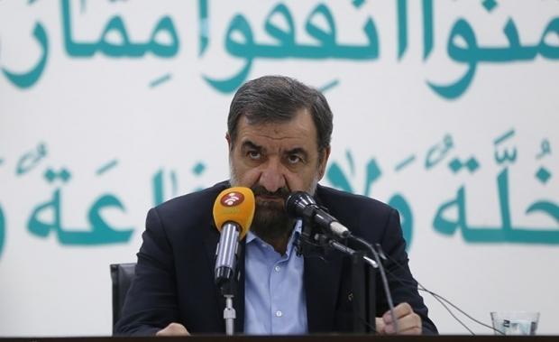 İran Devrim Muhafızları Ordusu komutanlarından Muhsin Rızai