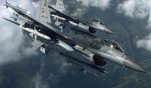 Türk savaş uçakları Libya'da planlı her hedefi vurabilir