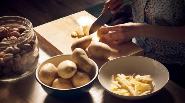 Patates yiyerek kilo verme