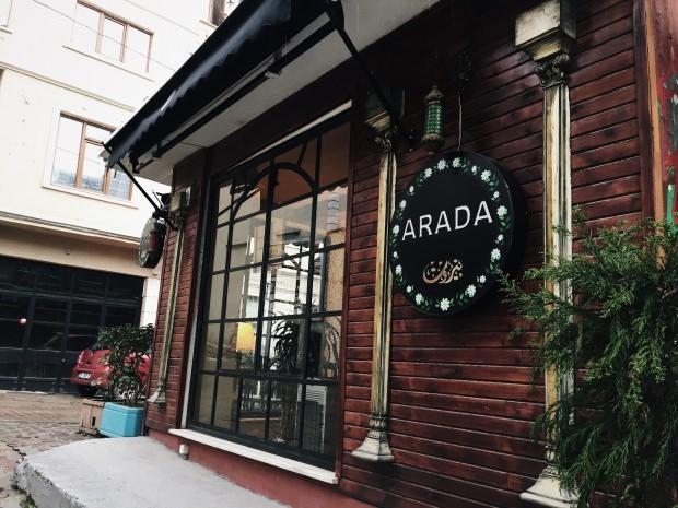 Arada Cafe Tophane