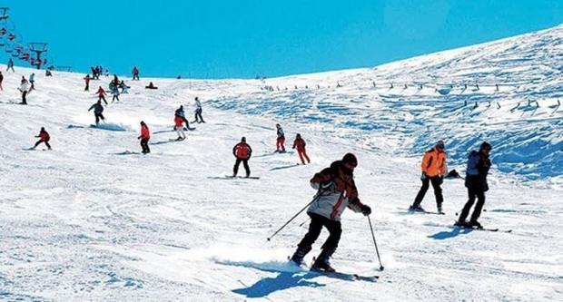 Yıldız Dağı Kayak Merkezi / Sivas