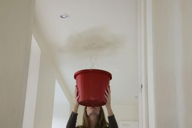 Tavandan su damlarsa nasıl önlenir?