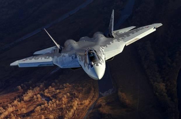 Rusya, Su-57 savaş uçaklarının seri imalatına başladı....