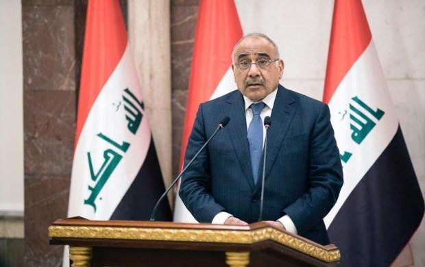Irak Başbakanı Adil Abdülmehdi...
