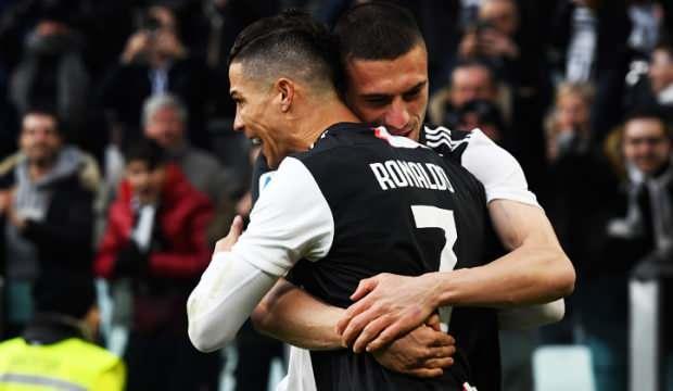 Merih oynadı, Ronaldo coştu, Juventus kazandı