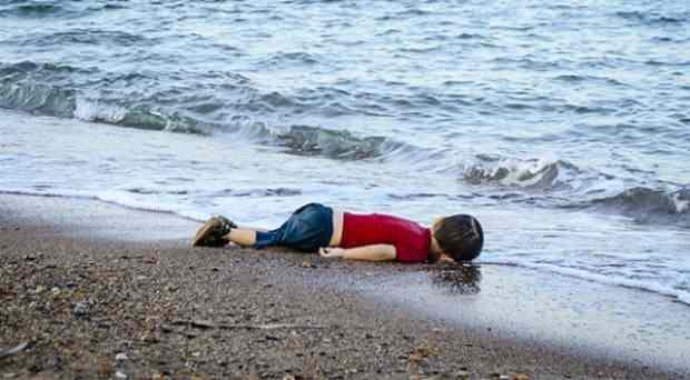 3 yaşındaki Aylan bebeğin cesedi Muğla'da kıyıya vurmuştu...