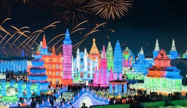 Dünyanın en ünlü kış festivalleri