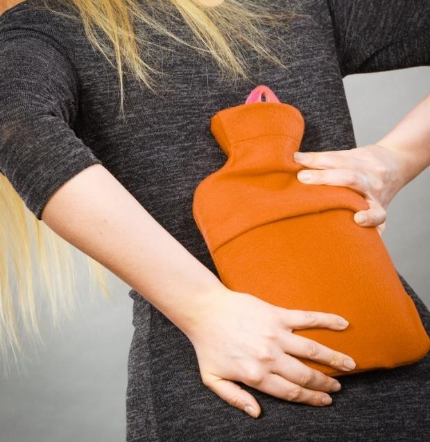 hamilelikte sıcak su torbası kullanılmalı mı? Hamilelikte sırt ağrısı için sıcak su torbası