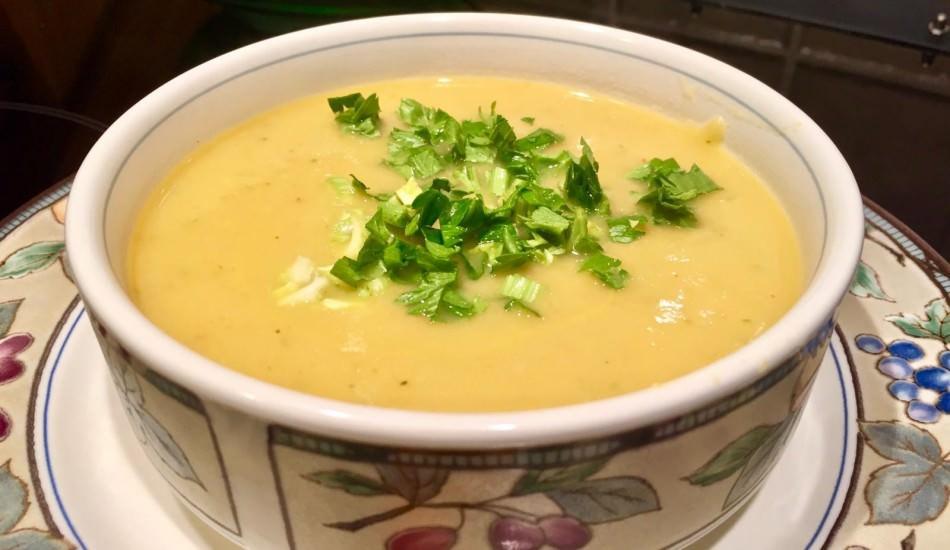 Enfes kereviz çorbası nasıl yapılır?