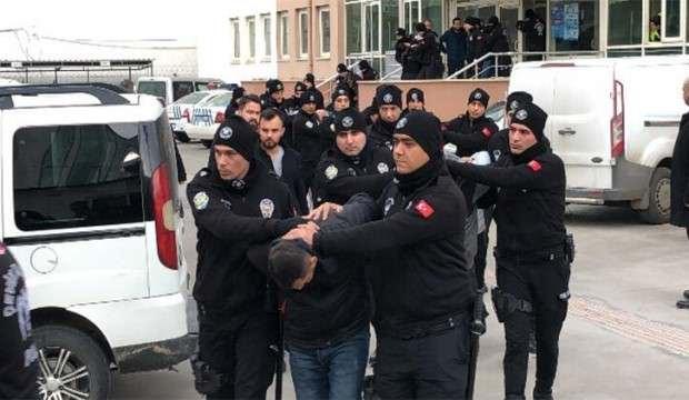 Hatay'da 800 polisle uyuşturucu operasyonu