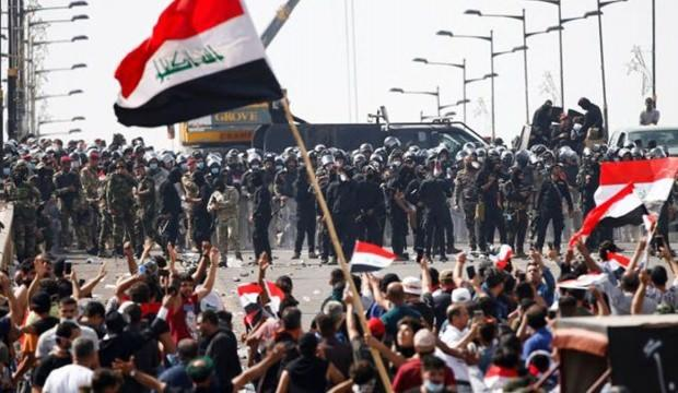 Irak Cumhurbaşkanı'na tehdit! Trump ile görüşürsen...