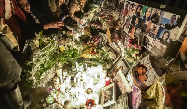 Kanadalılar İran'daki kazada hayatını kaybedenleri andı!