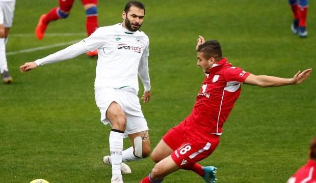 Konyaspor, Altınordu'yu 2-1'le geçti!