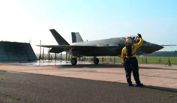 Pentagon'dan F-35 için 'inceleme' kararı