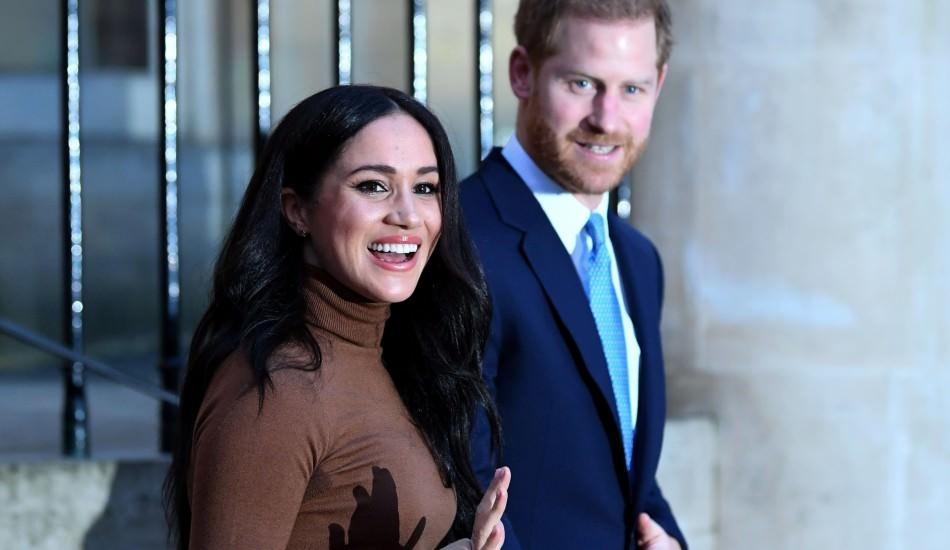 Kraliçe 2. Elizabeth torunu Prens Harry ve eşi Meghan Markle hakkında nihai kararını açıkladı!