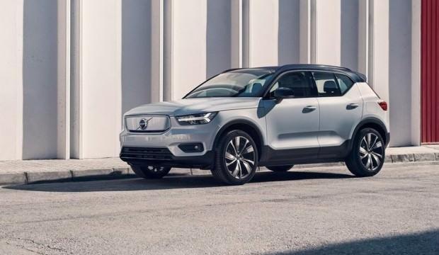 Volvo örtüyü kaldırdı yoğun ilgi gördü