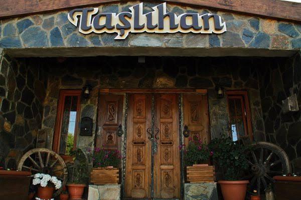 Taşlıhan Restoran, Beykoz