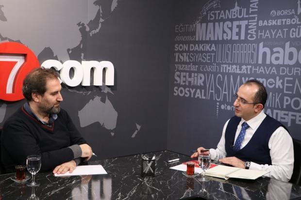 Mustafa Şen ve Osman Ateşli.