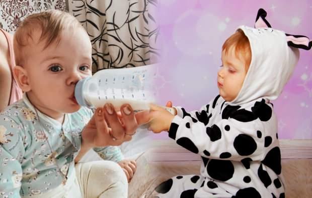 Bebeklerde süt alerjisi belirtileri