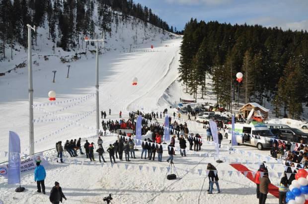 Atabarı Kayak Merkezine nasıl gidilir